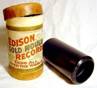 Wax-cylinder