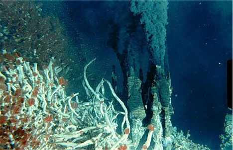 Deep-sea hydrothermal vent-jj-001
