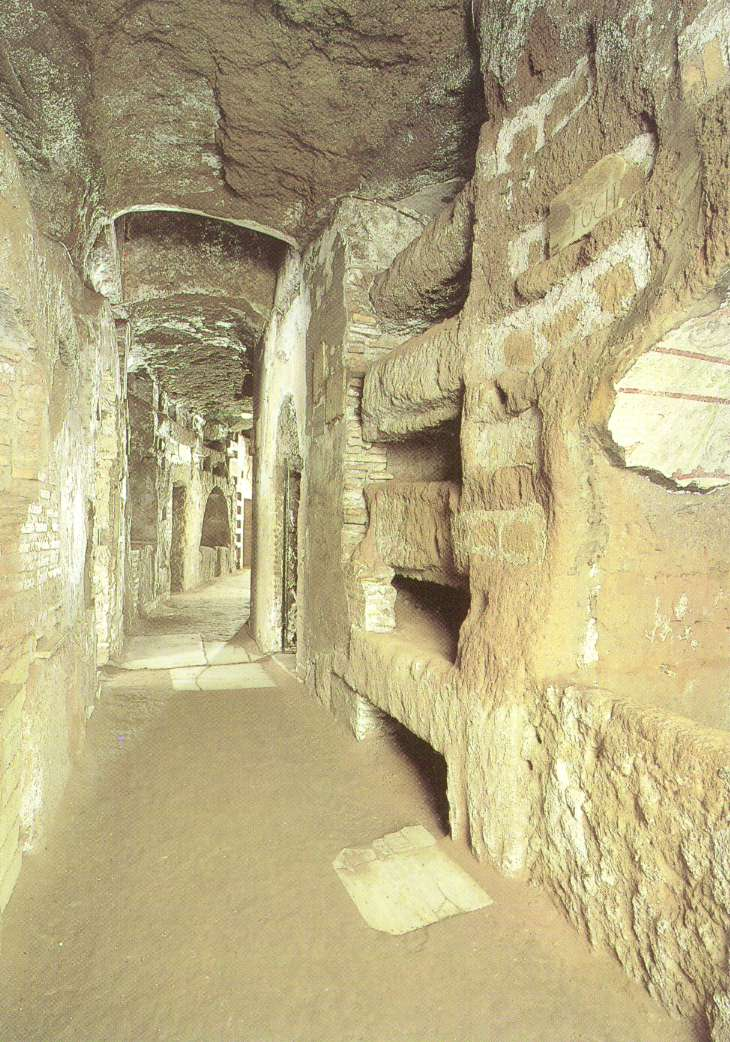 Rome-monument_catacombs